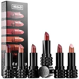 Kat Von D Best of Nudes Mini Lipstick Set